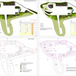 Planting and irrigation diagrams. Landscapes of cohabitation on Antiparos island. doxiadis+