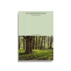 doxiadis+ Thomas Doxiadis Wonderground Planthunter Cover